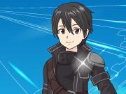 Sword Art Online: Vista a Asuna e o Kirito