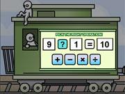 Trem da Matemática