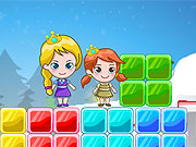 Elsa e Anna Ilha Arco Irís