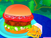 O Cheeseburger da Barbie