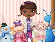 Doutora Brinquedos Cura os Amiguinhos