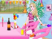 Barbie Arruma Depois do Aniversário