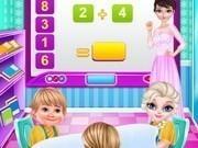 Aprenda Matemática na Escolinha do Frozen