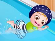 Hazel Aprende a Nadar