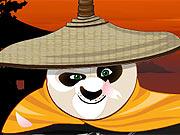 Vestir o Panda do Kung Fu