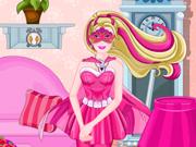 Super Barbie: Decoração Especial