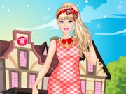 Vista Barbie Para a Universidade