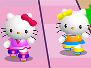 Campeonato de patins da  Hello Kitty