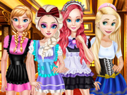 O Café das Princesas Disney
