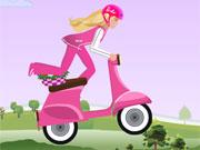 Barbie Acrobacias de Moto