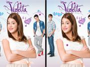 Descubra as Diferenças Com Violetta