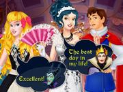 Jogos de Transforme as Vilãs em Princesas da Disney