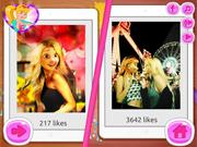 Elsa e Rapunzel: Rivalidade no Snapchat