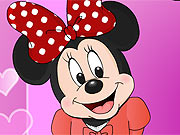 Vestir  a Minnie
