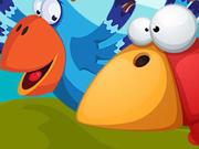 Ache as estrelas escondidas dos Angry Birds