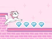 Gatinha Marie Pega Diamantes