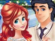 O Casamento Glamoroso da Ariel e da Anna