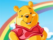 Vestir o Ursinho Pooh