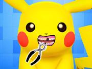 Cuide dos Dentes do Pikachu
