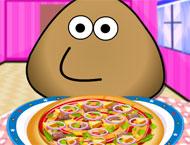 Pou Cozinha Pizza