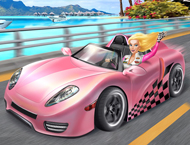 Decorar o Carro Da Barbie