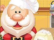 Loja de Bolo do Papai Noel