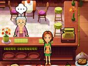 Emily Administra um Restaurante