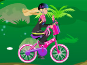 Barbie Passeia de Bicicleta