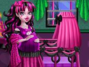 Decore o Quarto do Bebê com Draculaura