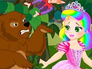 Princesa Juliet Perdida Na Floresta