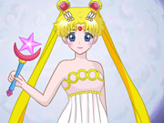 Vista as 5 Guerreiras Sailor Moon
