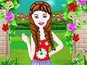 Barbie Fashion Floral