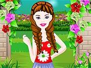 Barbie Fashion Floral