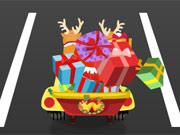 Ajudar o Papai Noel na Estrada