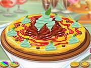 Pizza de Sorvete