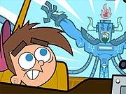 Padrinhos Mágicos e o Robô Gigante